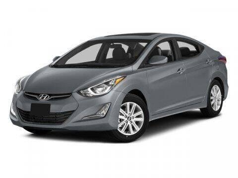2014 Hyundai Elantra for sale at Scott Evans Nissan in Carrollton GA