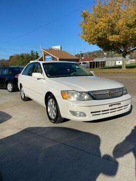 2001 Toyota Avalon for sale at Dalton George Automotive in Marietta OH