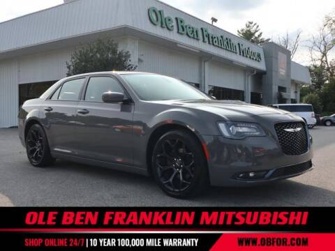 2019 Chrysler 300 for sale at Ole Ben Franklin Mitsbishi in Oak Ridge TN