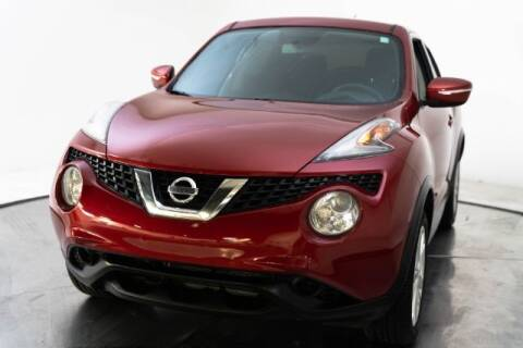 2017 Nissan JUKE for sale at AUTOMAXX MAIN in Orem UT