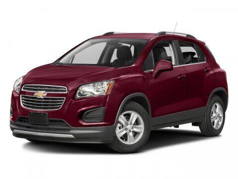 2016 Chevrolet Trax for sale at Mike Murphy Ford in Morton IL