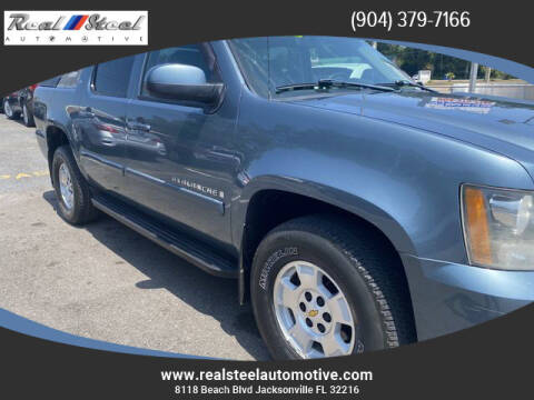 2009 Chevrolet Avalanche for sale at Real Steel Automotive in Jacksonville FL