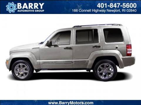 2010 Jeep Liberty for sale at BARRYS Auto Group Inc in Newport RI