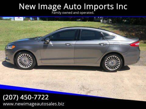 2014 Ford Fusion for sale at New Image Auto Imports Inc in Mooresville NC
