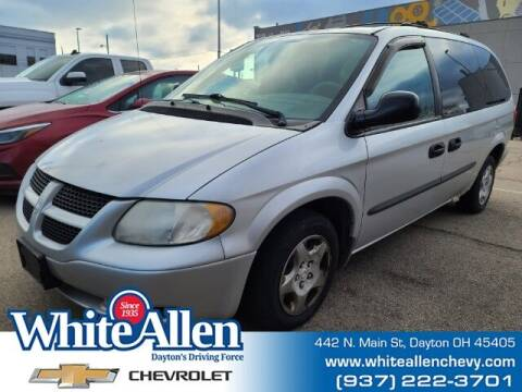 2003 Dodge Grand Caravan for sale at WHITE-ALLEN CHEVROLET in Dayton OH