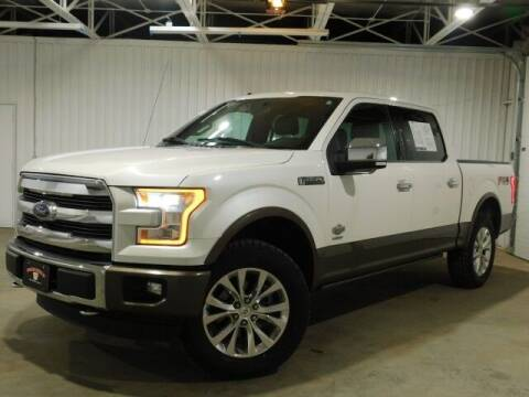 2016 Ford F-150 for sale at Bulldog Motor Company in Borger TX