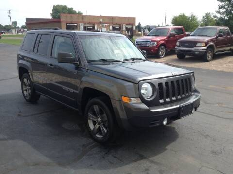 2015 Jeep Patriot for sale at Bruns & Sons Auto in Plover WI