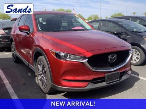 2018 Mazda CX-5 for sale at Sands Chevrolet in Surprise AZ