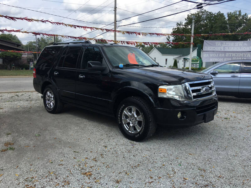 2009 Ford Expedition for sale at Antique Motors in Plymouth IN