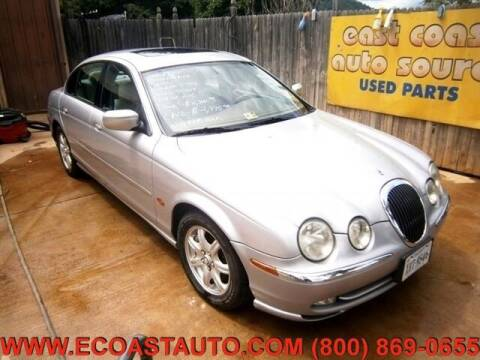 2000 Jaguar S-Type for sale at East Coast Auto Source Inc. in Bedford VA
