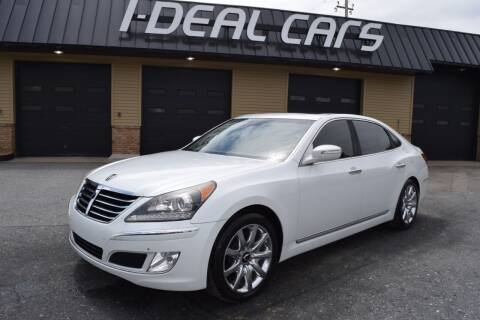 2011 Hyundai Equus for sale at I-Deal Cars in Harrisburg PA
