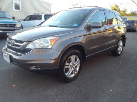 2010 Honda CR-V for sale at GREAT MEADOWS AUTO SALES in Great Meadows NJ