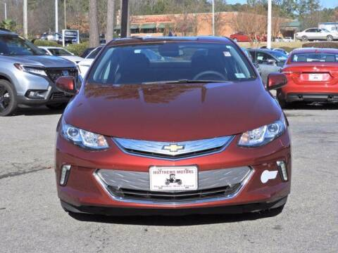 2016 Chevrolet Volt for sale at Auto Finance of Raleigh in Raleigh NC