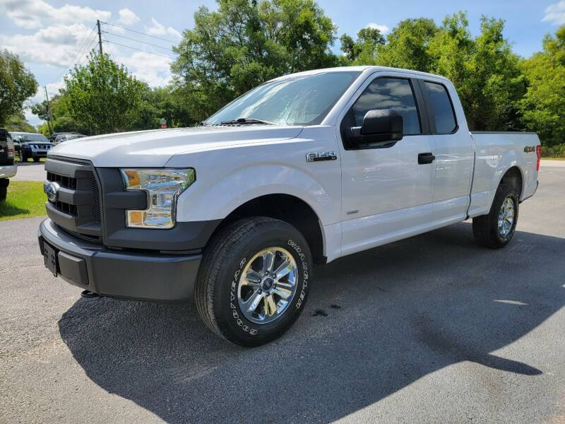 2015 Ford F-150 for sale at Gator Truck Center of Ocala in Ocala FL