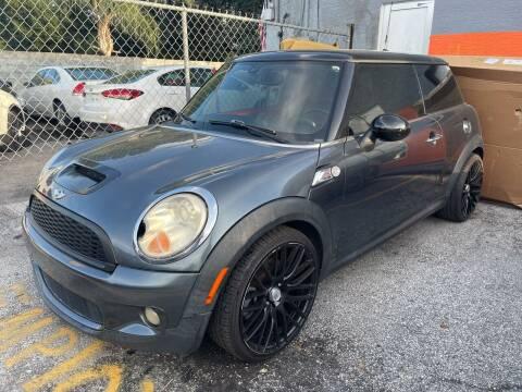 2008 MINI Cooper for sale at P J Auto Trading Inc in Orlando FL