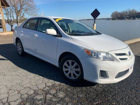 2011 Toyota Corolla for sale at Affordable Autos at the Lake in Denver NC