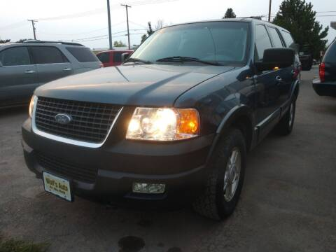 2004 Ford Expedition for sale at Wolf's Auto Inc. in Great Falls MT