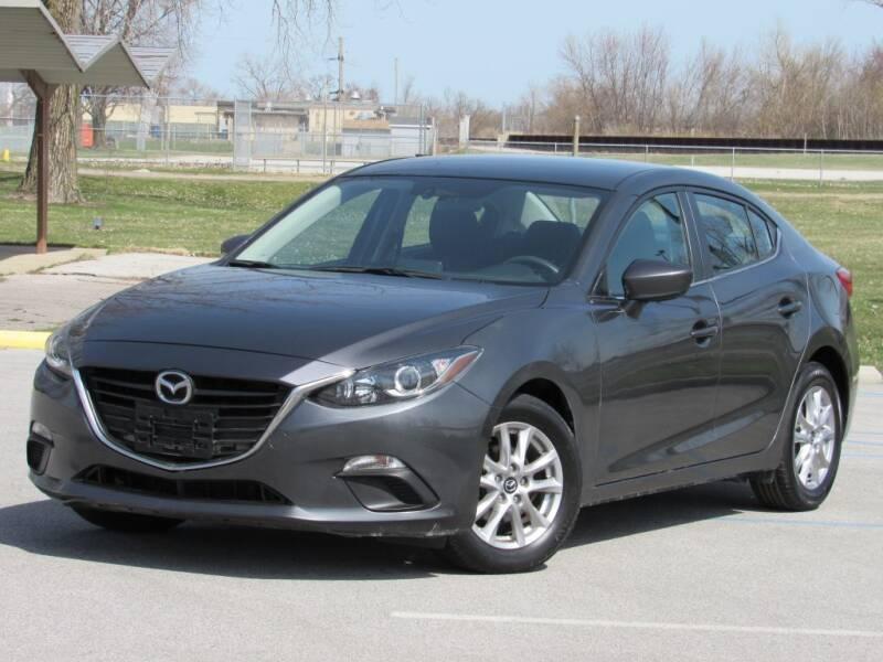 2016 Mazda MAZDA3 for sale at Highland Luxury in Highland IN