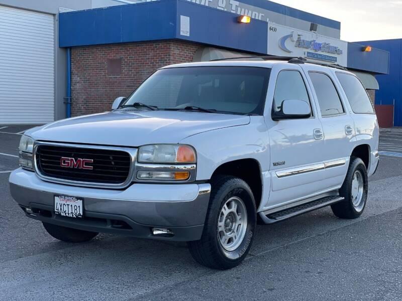 2001 GMC Yukon for sale at California Auto Deals in Sacramento CA