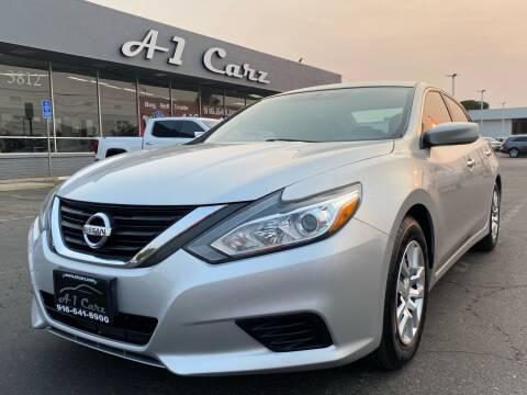 2016 Nissan Altima for sale at A1 Carz, Inc in Sacramento CA