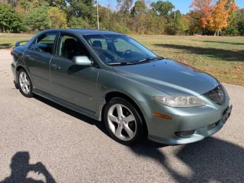 2003 Mazda MAZDA6 for sale at 100% Auto Wholesalers in Attleboro MA