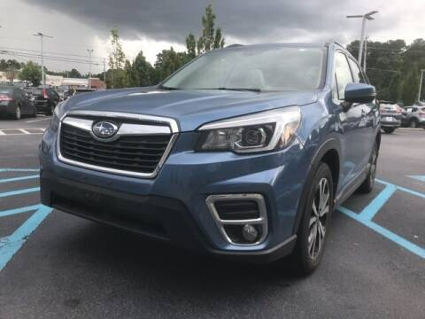 2020 Subaru Forester for sale at Southern Auto Solutions - Lou Sobh Honda in Marietta GA