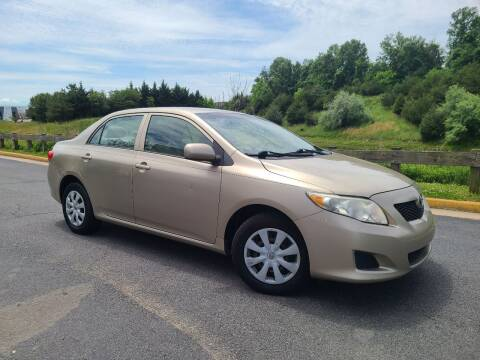 2009 Toyota Corolla for sale at Lexton Cars in Sterling VA