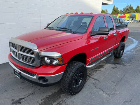 2004 Dodge Ram Pickup 3500 for sale at APX Auto Brokers in Edmonds WA