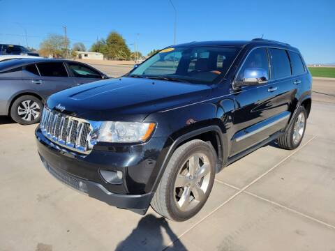 2013 Jeep Grand Cherokee for sale at A AND A AUTO SALES in Gadsden AZ