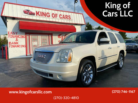 2010 GMC Yukon for sale at King of Cars LLC in Bowling Green KY