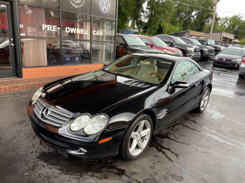 2005 Mercedes-Benz SL-Class for sale at Kings Auto Group in Tampa FL