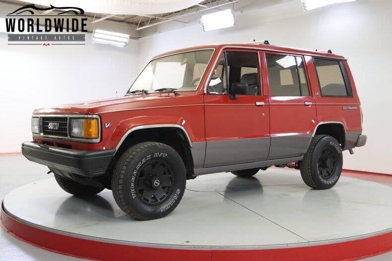 1989 Isuzu Trooper II for sale in Denver, CO