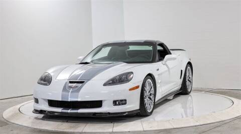 2013 Chevrolet Corvette for sale at Mershon's World Of Cars Inc in Springfield OH
