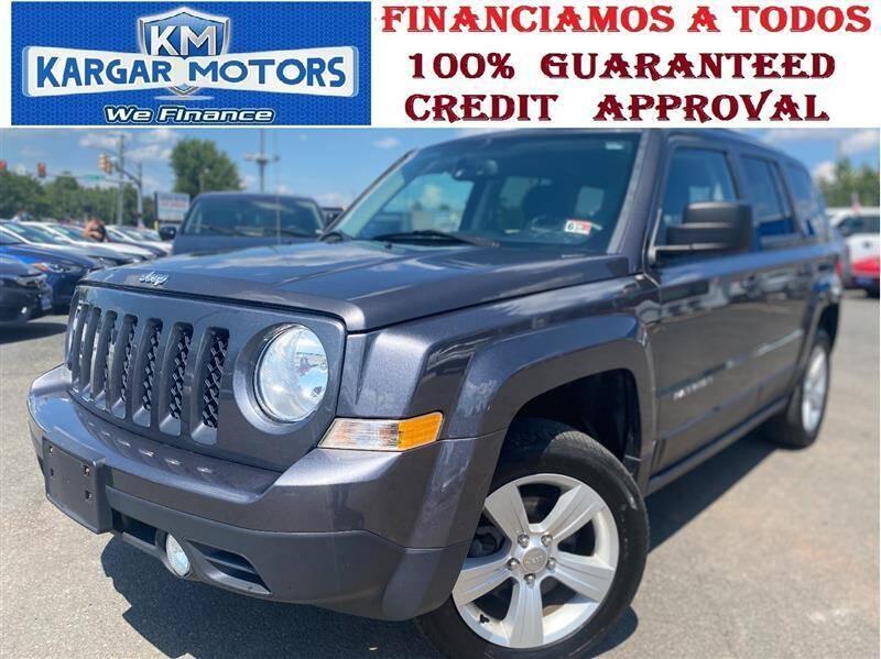 2016 Jeep Patriot for sale at Kargar Motors of Manassas in Manassas VA