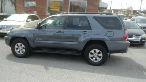 2003 Toyota 4Runner for sale at Lewis Used Cars in Elizabethton TN