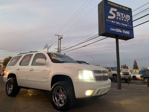 2013 Chevrolet Tahoe for sale at 5 Star Auto Sales in Modesto CA