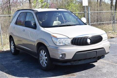 2005 Buick Rendezvous for sale at BOB ROHRMAN FORT WAYNE TOYOTA in Fort Wayne IN