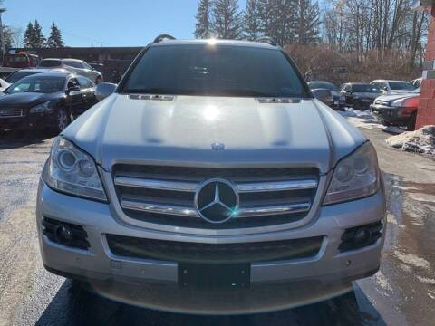 2008 Mercedes-Benz GL-Class for sale at GMG AUTO SALES in Scranton PA