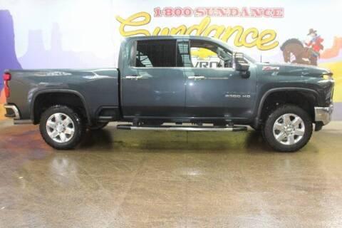 2020 Chevrolet Silverado 2500HD for sale at Sundance Chevrolet in Grand Ledge MI