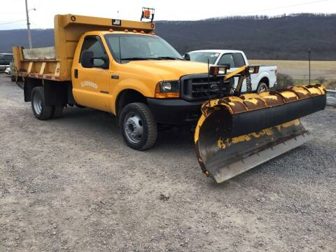 2000 Ford F-550 Super Duty for sale at Troys Auto Sales in Dornsife PA