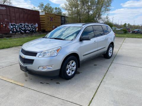 2010 Chevrolet Traverse for sale at Mr. Auto in Hamilton OH