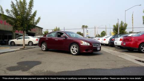 2013 Nissan Maxima for sale at Westland Auto Sales in Fresno CA
