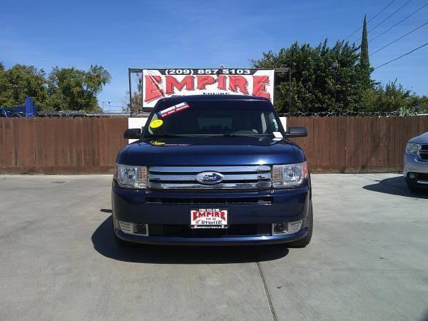 2012 Ford Flex for sale at Empire Auto Sales in Modesto CA