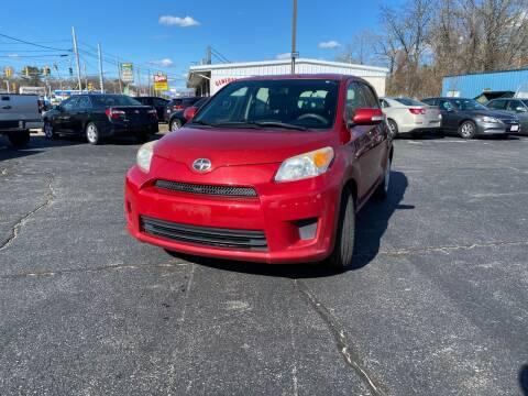 2010 Scion xD for sale at M & J Auto Sales in Attleboro MA