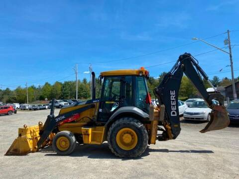 2014 John Deere 310k for sale at Upstate Auto Sales Inc. in Pittstown NY