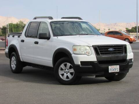 2007 Ford Explorer Sport Trac for sale at Best Auto Buy in Las Vegas NV