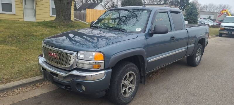 2005 GMC Sierra 1500 for sale at Steve's Auto Sales in Madison WI