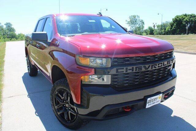 2021 Chevrolet Silverado 1500 for sale in Pleasant Hill, IA