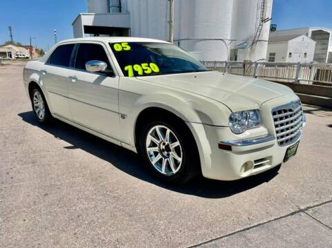 2005 Chrysler 300 for sale at Island Auto Express in Grand Island NE