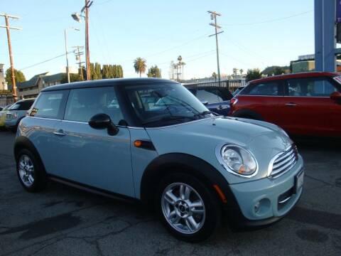 2013 MINI Hardtop for sale at Auto Boomer Inc. in Sherman Oaks CA